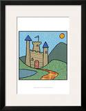 Calico Kingdom I Prints by Charles Swinford