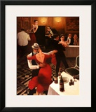 Tango II Posters by T. C. Chiu