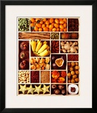 Exotic Fruits Art by Corynne Ryman