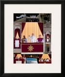 Papa Franciscus Print by Maurilio Boldrini