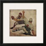 Vintage Sports VII Poster by John Butler