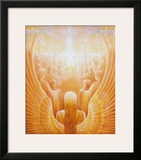 Heaven Of Angels Posters by Catherine Andrews
