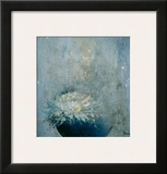 Blue Magnificence II Prints by Heleen Vriesendorp