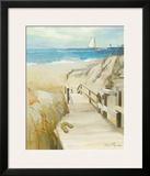 Coastal Escape Prints by Marilyn Hageman
