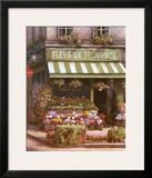 Fleurs de Provence Prints by T. C. Chiu