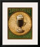 Irish Coffee Prints by Gregory Gorham