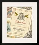 Wine Tour I Framed Art PrintMaria Mendez