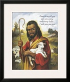 Christ the Shepherd Posters by  Lopez