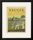 Kruger National Park, South Africa Prints by  Anderson Design Group
