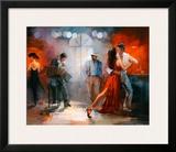 Tango Prints by Willem Haenraets