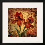 Floral Song VIII Prints by James McIntosh Patrick