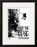 No Regrets: Over the Edge Prints