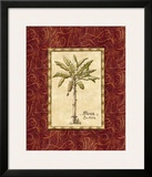 Red Passion Palm II Posters by Charlene Audrey