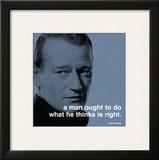 John Wayne: Right Prints