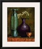 Persian Gardens II Prints by Selina Werbelow