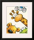 Funny Friends III Prints by Jean Paul