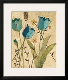 Garden's Edge I Prints by Charlene Winter Olson