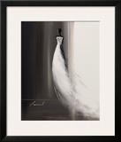 Silhouette Feminine II Posters by Olivier Tramoni