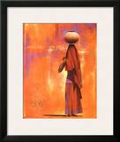 Kovalam Art by Ravi Varghese