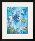 The Rainbow Fish III Posters by Marcus Pfister