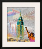 New York Vintage Prints by Robin Jules