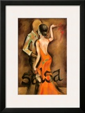 Salsa Art by Jennifer Goldberger