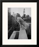 Marilyn Monroe en el Hotel Ambassador, Nueva York, c.1955 Pósters por Ed Feingersh