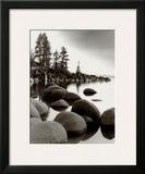Sand Harbor I Poster by Monte Nagler