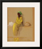 Sebha Prints by Isabelle Del Piano