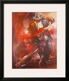 Tango Argentino II Prints by Pedro Alvarez