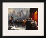 Abstract V Prints by William Haenraets