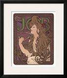 Job, c.1898 Posters by Alphonse Mucha