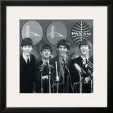 The Beatles IV Framed Giclee Print