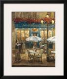 Paris Cafe I Poster by Danhui Nai