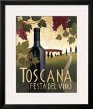 Wine Festival I Posters by Marco Fabiano