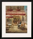 Paris Cafe II Prints by Danhui Nai