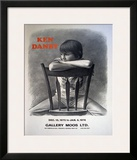 Girl at a Chair Prints by Ken Danby