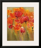 Tulips in the Midst I Prints by Marilyn Hageman