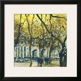 Admiralty Arch, The Mall, London Framed Giclee Print by Susan Brown