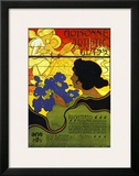Cloisonne Artists 1899 Prints by Adolfo Hohenstein