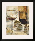 Award Winning Wine I Posters by Marilyn Hageman