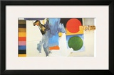 Edingsville Prints by Jasper Johns