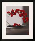 Plume Orchid II Prints by Olivier Tramoni
