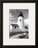 Pemaquid Point Light, Maine I Framed Giclee Print by Laura Denardo