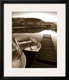 Row Boat Awaits Prints by Danita Delimont