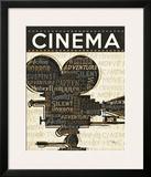Cinema I Prints by  Pela
