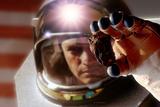 Mars Astronaut Photographic Print by Detlev Van Ravenswaay