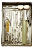 Instruments Used In Orthopedic Surgery Photographic Print by Tim Vernon