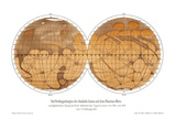 Schiaparelli's Map of Mars, 1882-1888 Photographic Print by Detlev Van Ravenswaay