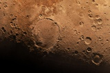 Schiaparelli Crater, Artwork Photographic Print by Detlev Van Ravenswaay